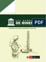 LEY GENERAL DE MINERIA - ESPAÑOL.pdf