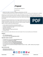 School of Education _ Writing a Research Proposal - Durham University