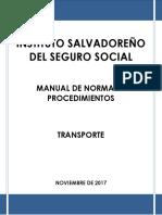 MNP Transporte Nov 2017 Adenda Feb 2018 Adenda Jun 2018