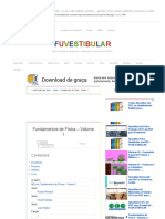 Fundamentos de Física - Volume 1 • FUVESTIBULAR.pdf