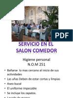 ANTALOGIA_SERVICIO_EN_EL_COMEDOR.pptx