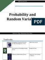 Intro Probability Theory