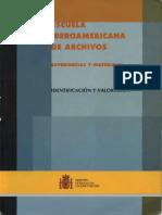 MetodologÃ_a para la identificación y valoración de Fondos Documentales (1) (1).pdf