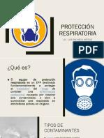 Protección respiratoria.pptx