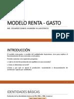 Modelo Renta-gasto 1