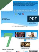 Defensa Lineas e Investigacion