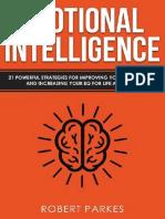 Inteligência emocional 21 poderosas estratégias para aumentar suas habilidades