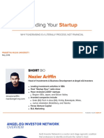 Funding Your Startup (May 9 by Naz)