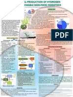 Biological Production of Hydrogen From Renewable Non Food Feedstock Topic 7 Group 43 c