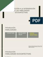 Introducción Variables Socioafectivas_clase