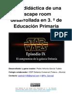 Guía Didáctica de Una Escape Room Para 3. º de E. Primaria (PAGT) (2)