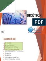 Bioética Clase 1