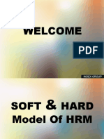 Soft & Hard Model of Hrm