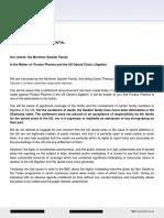 Farrer & Co. Legal Notice
