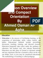 Education Preaentation