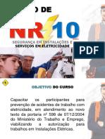 NR 10 Segurança Em Eletricidade