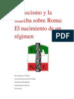 El fascismo y la marcha sobre Roma.docx