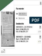 Sendeberichte - Img-20190327-Wa00019 Rechtsunwirksames Schreiben Der Aok Oberhausen Plus Meine Antwort Am 29. Lentzimanoth 2019