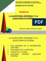 SESION 06 AUDITORIA INTERNA Y AUDITORIA EXTERNA.pptx