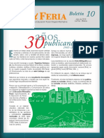Boletín Feria 10