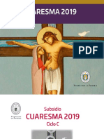 Cuaresma 2019- Ciclo c