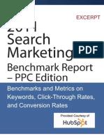 2011 Search Marketing - Benchmark Report (PPC)