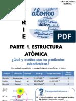 Serie 3 -I Estructura Atómica