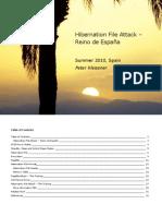 Hibernation File Attack - Reino de Espana Paper