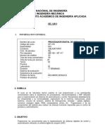 MT418 Procesador Digital de Señales.ing .Mario Borja Borja