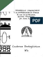 James Yost - El Desarrollo Comunitario y La Sobreviencia Linguitica