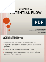 Chapter 2 Potential Flow