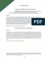 Abstrak Stenosis Trakea Yang Diakibatkan Oleh Trakeostomi
