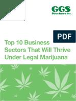 Top 10 Business Opportunities Marijuana Industry