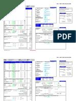 Heat Load Estimation MS1525 Design
