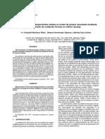 Hidroperóxidos en Aceite de Girasol Ozonizado