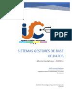 SGBD - Alberto García Rojas - S163014.docx