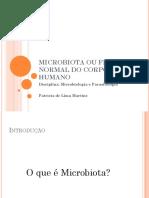 0000578_aula 3 (Microbiota Ou Flora Normal Do Corpo Humano)