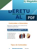 Deretual - Deflazacort.pptx