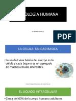 Fisiologia Humana Clase 1