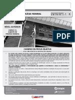 Simulado PF - Agente - COM Gabarito