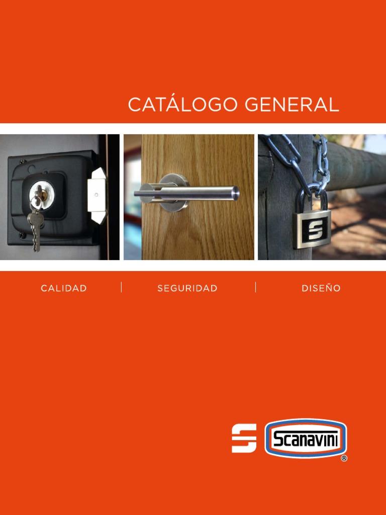 cerrojo de seguridad scanavini 4070