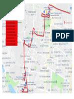 Mapa Ruta Am