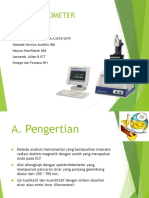 Tlc Densitometer Kelompok 3 Kelas Ka A