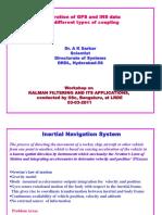 Ins Gps Integration