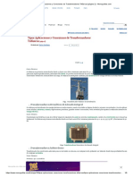 Tipos Aplicaciones y Conexiones de Transformadores Trifásico