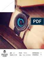 Catalogo Relojes Pulso Febrero