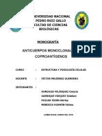 MONOGRAFIA ANTICUERPOS MONOCLONALES Y COPROANTÍGENOS.docx
