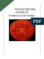 La Civilización de Anáhuac