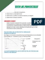 INFORME DE MOVIMIENTO DE PROYECTILES.docx