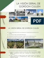 La Visiòn Serial de Gordon Cullen